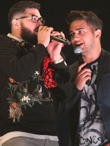show Henrique & JulianoBiguaçu/SC