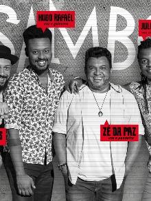 Sambô libera primeira música do novo DVD 'Pediu pra Sambar, Sambô – Ao Vivo'