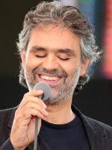 Andrea Bocelli vem para o Brasil e fará show gratuito