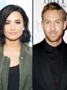 Calvin Harris divulga música inédita e Demi Lovato lança clipe ao vivo