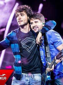 Bruninho e Davi divulgam clipe novo e Wesley Safadão libera disco