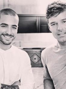 Maluma e Ricky Martin e Ariana estão com música nova. Demi vem ao Brasil