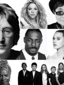 Nova versão linda de 'Imagine' com Katy Perry, Shakira e outros