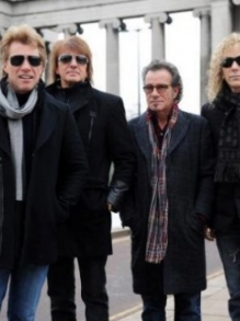 Bon Jovi libera música de novo álbum. Também tem a capa e a tracklist