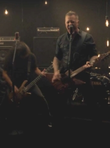 Metallica libera clipe da música inédita 'Moth Into The Flame'. Veja aqui
