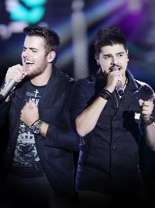 Zé Neto e Cristiano libera música de DVD e Festival Villa Mix no acontece RJ