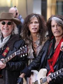 Rock in Rio: Aerosmith é a terceira atração confirmada