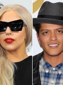 Lady Gaga, Bruno Mars e Little Mix estão com músicas novas. Veja aqui