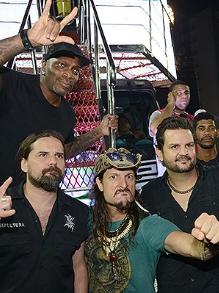 Festival de rock no Rio tem Sepultura, Angra e muito mais. Veja aqui