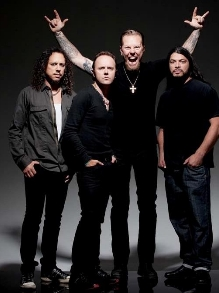 Metallica libera trecho da música inédita: 'Atlas, Rise!'. Escute aqui