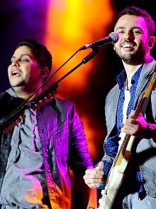show Jorge e MateusBauru/SP
