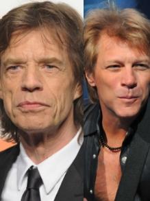 Rolling Stones lança novo clipe de blues e Jon Bon Jovi faz dueto com Gaga