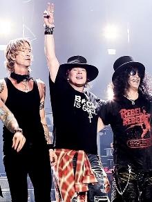 show Guns N' RosesCuritiba/PR