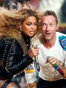 Coldplay promete novo EP e Beyoncé libera capa de música de trabalho