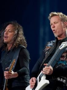 Metallica: veja como a capa do último disco  foi criada pela banda
