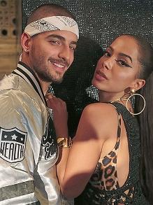 Anitta grava com Maluma versão da música 'Si o No' em espanhol