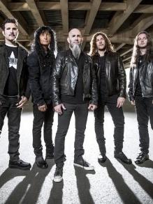 Anthrax libera lyric vídeo para a música 'Suzerain'. Veja aqui