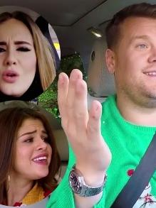 Entre no clima de Natal com o vídeo de Carpool Karaokê cheio de famosos