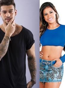 Simone e Simaria bombam com 'Loka' e Lucas Lucco volta para TV