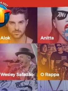 Sai line up com dia e horário dos shows no festival Planeta Altantida