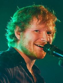Ed Sheeran confirma quatro shows aqui no Brasil