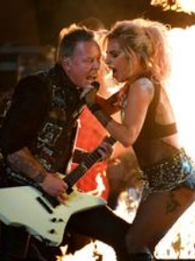 Dueto de Lady Gaga e Metallica pode render outras parcerias