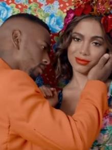Anitta participa de clipe de Nego do Borel. Assista aqui