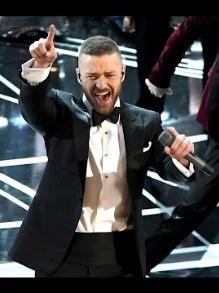 Justin Timberlake não leva troféu, mas arrasa no Oscar. Veja aqui