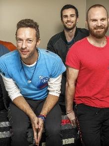 Coldplay libera lyric vídeo da inédita 'Hypnotised' do novo EP Kaleidoscope