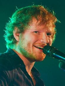 Ed Sheeran lança – e libera – seu terceiro disco '÷' (Divide).