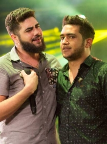 Henrique e Juliano e Lucas Lucco lançam músicas inéditas. Confira
