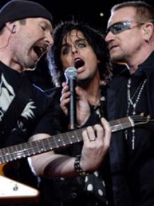 Green Day e U2 farão shows no Brasil. Saiba mais sobre o assunto