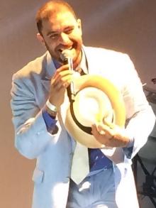 show Diogo NogueiraSão Paulo/SP