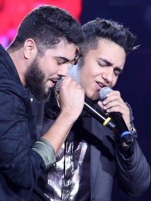 show Henrique & JulianoAlfenas/MG