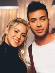Sai clipe de 'Deja vu' de Prince Royce e Shakira