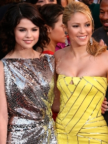 Sábado pop: veja os lançamentos de Shakira e Selena Gomez