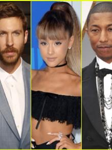 Vem ouvir nova faixa de Calvin Harris, Ariana, Pharrell W e Young Thug