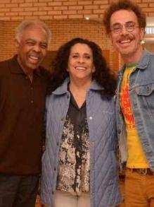 Grande encontro da MPB: Gil, Gal e Nando Reis fazem shows juntos