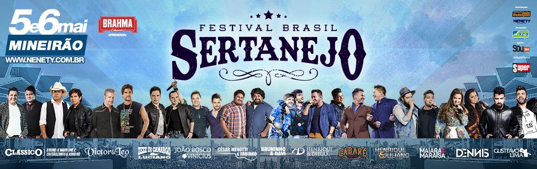foto: 1 - Vai rolar festival sertanejo com mais de 13 atrações. Veja tudo aqui