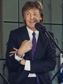 Paul McCartney fará shows no Brasil em outubro. Saiba tudo aqui
