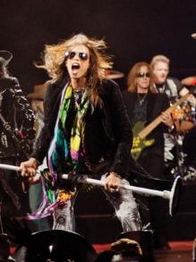 Além do Rio e SP, Aerosmith fará shows em BH e Curitiba