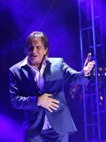 show Roberto CarlosOlinda/PE