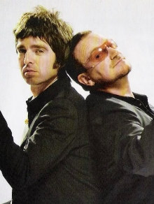 U2 convida Noel Gallagher, ex-Osasis, para abrir show no Brasil