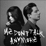 Selena Gomez - We Dont Talk Anymore Feat.Charlie Puth - Single