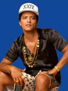 Bruno Mars fará 2 shows extras no Brasil. Saiba tudo aqui