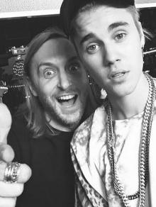 David Guetta lança faixa com Justin B e Pharrel Williams tem single novo