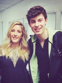 Ellie Goulding e Shawn Mendes lançam clipes novos. Assista aqui
