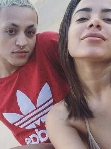 Anitta e Pabllo V estão no Marrocos gravando clipe de 'Sua Cara'
