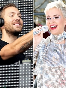 Calvin Harris libera clipe de 'Feels' com Katy Perry, Pharrell e Big Sean