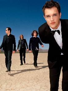 Banda de rock The Killers libera clipe de The Man